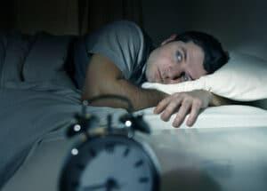 Schlafstörungen Insomnia