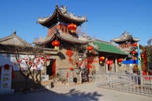 Das chinesische Neujahrsfest